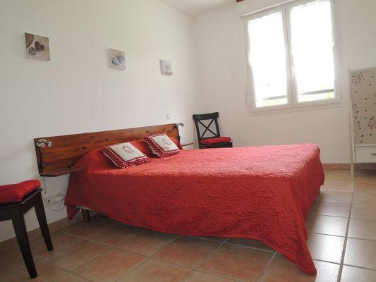 Chambre 1 Meublé Mme ATHENOUR Location Les Astiers Saint Bonnet en Champsaur