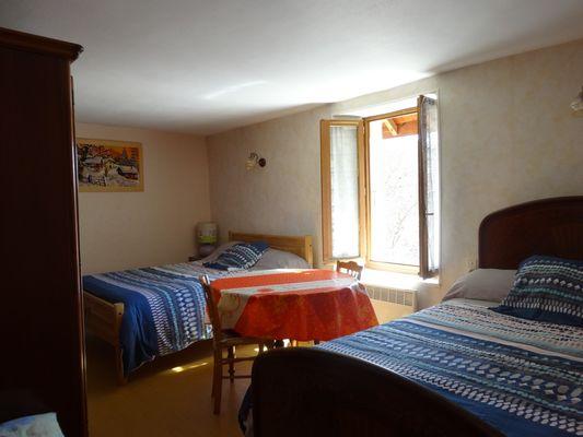 Location Meublé M. MILLION C Pisançon St Bonnet en Champsaur
