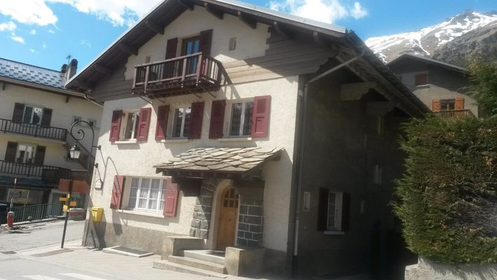 Fontaine Franoise- appartement - Val cenis