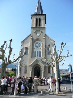 Eglise Saint-Pierre de Gaillard