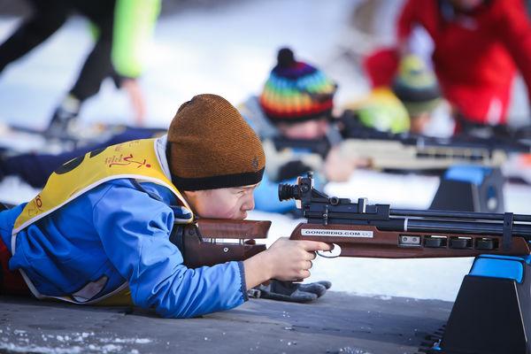Biathlon carabine