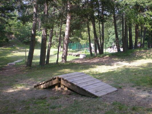 Module practice park les Marmottons