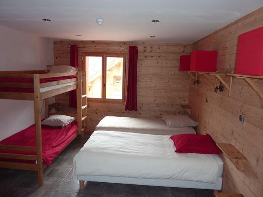 Chambre Les Marmottes