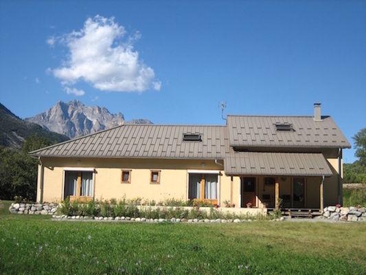 Chambres et table d'hôtes La Pierre d'Oran,Massif des Ecrins,Pays des Ecrins,Queyras,Hautes-Alpes,Briançon.