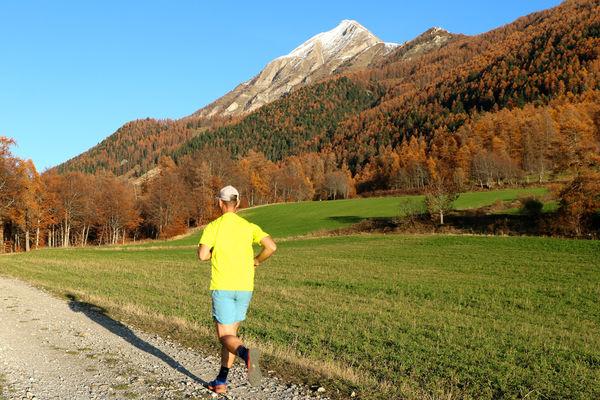 Trail avec Himal