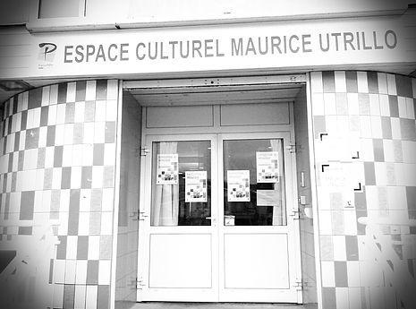 Espace Culturel Maurice Utrillo Pierrefitte 93