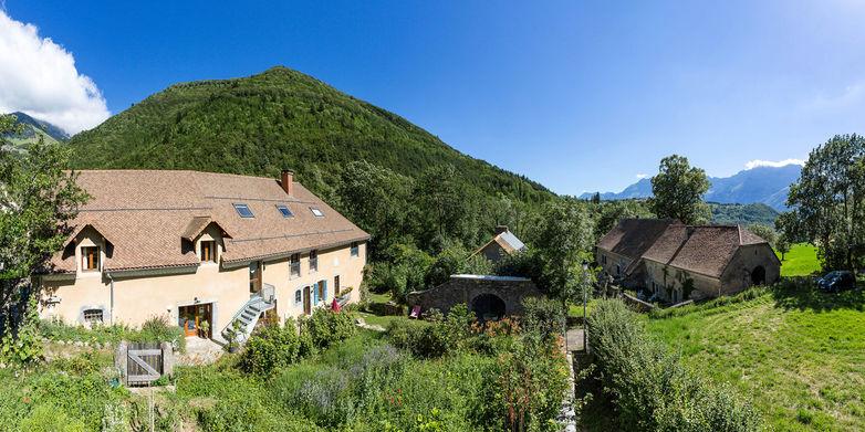 Gîte d'étape/séjour La Grange de Brudour à Aspres-les-Corps, Valgaudemar