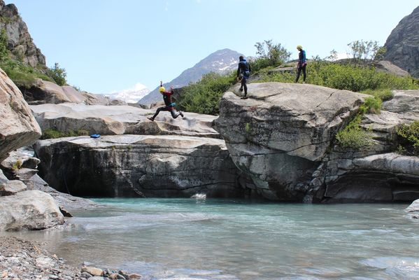 canyon-ecot-guides-haute-maurienne-vanoise