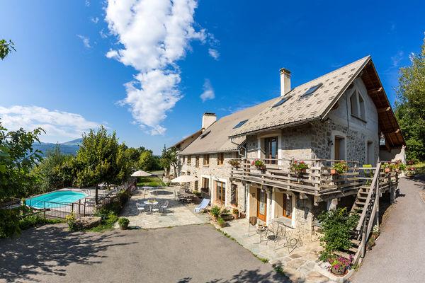 Chambres d'hôtes La Grange des Ecrins à Chabottes, Champsaur