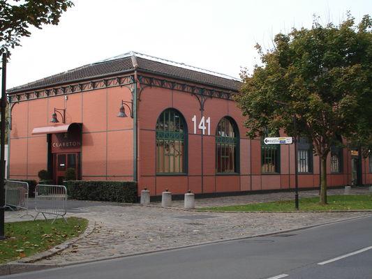 Ancienne gare des EMGP