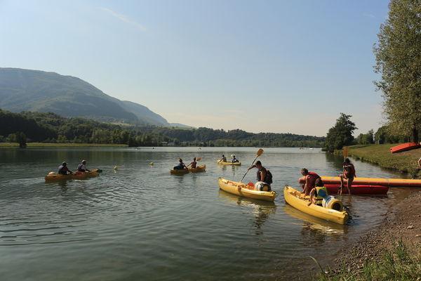 descentes du rhoen en canoë kayak