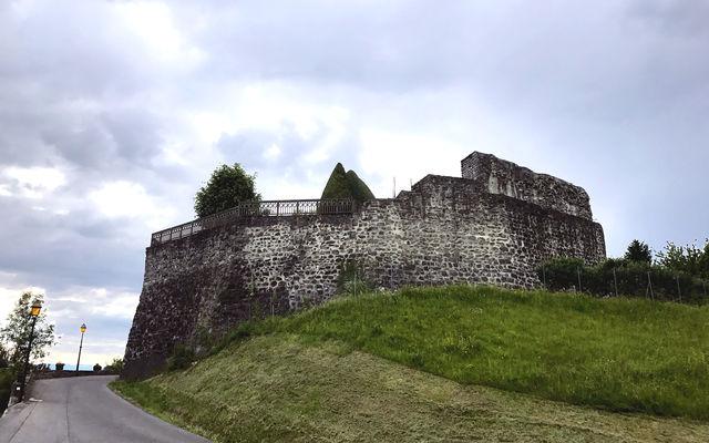 Remparts de Haute Bonne