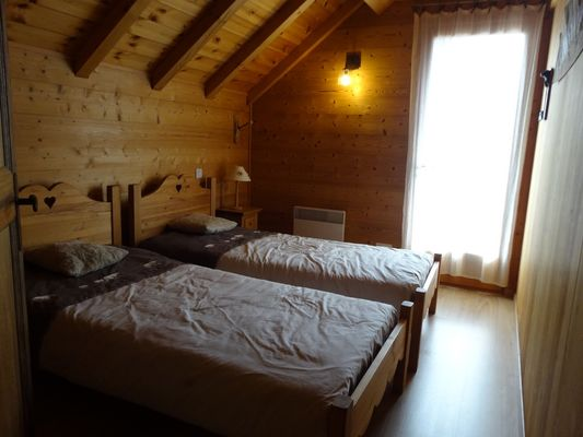 Chambre Location Chalet Intiwasi Chaillol 1600