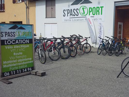 S'Pass Sport
