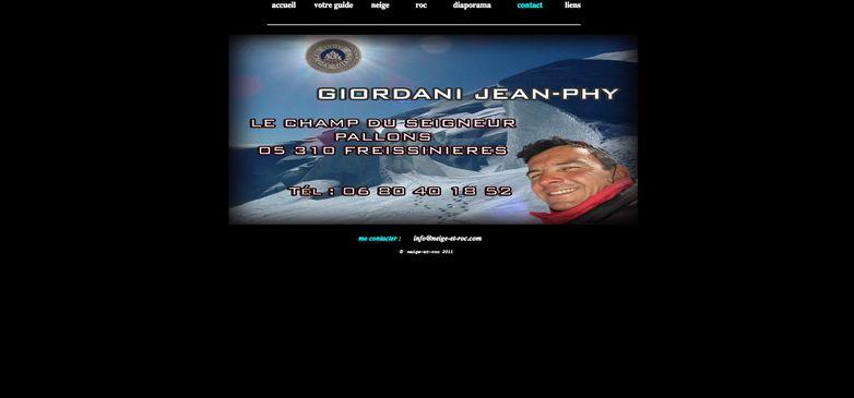 GIORDANI Jean-Phy