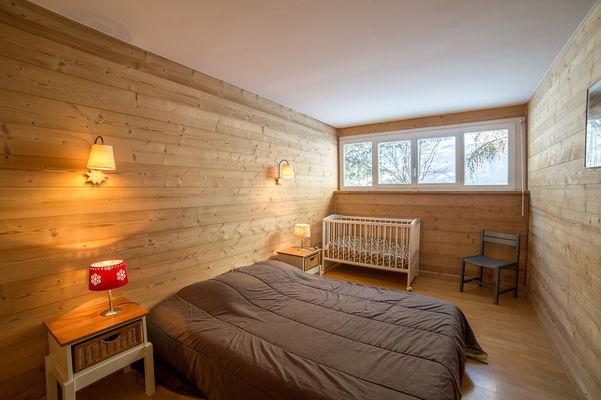 chambre parentale Le Chamois