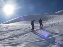 Ski de randonnée - Guides 2 Vallées
