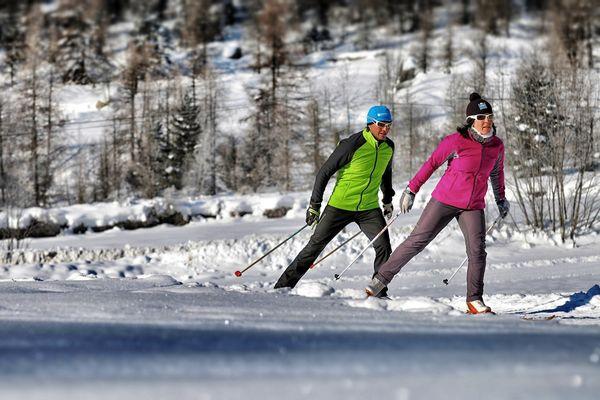 week-end nordique dans les vallées du Chamspaur & Valgaudemar