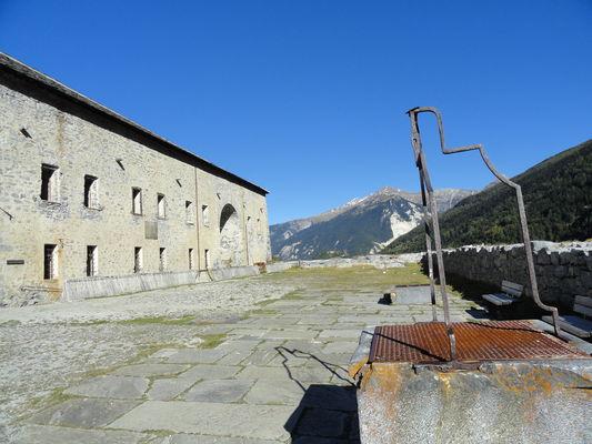 Fort Victor Emmanuel, Aussois