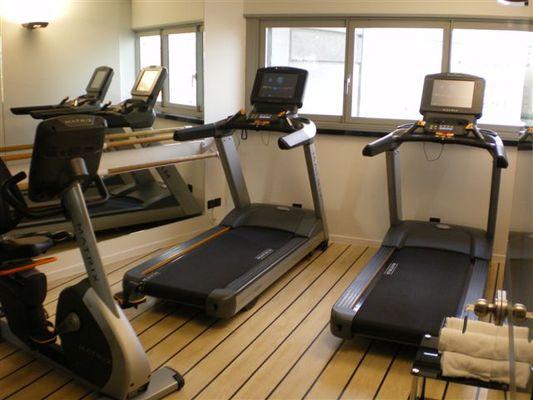 Fitness - Forest Hill Paris La Villette