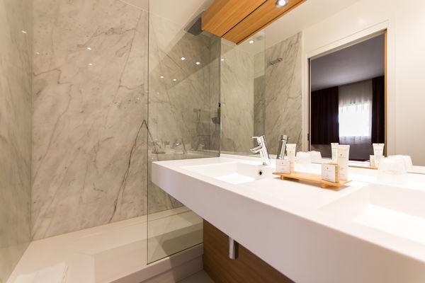 Salle de bain -Forest Hill Paris La Villette
