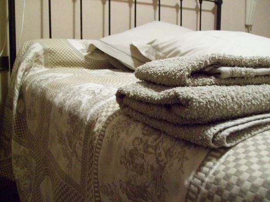 Des chambres soignées