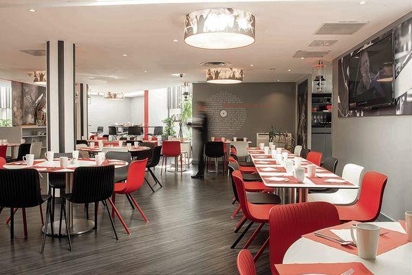 Restaurant Live & Life Saint Ouen