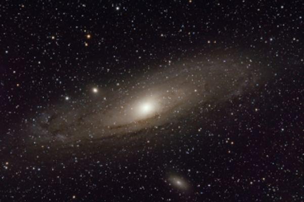 M 31, la galaxie d'Andromède