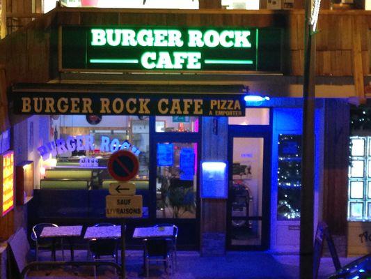 Burger Rock Café