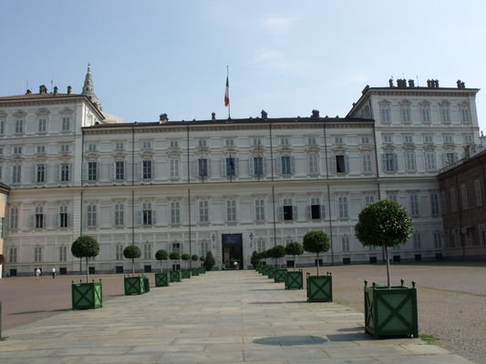 Turin, place royale