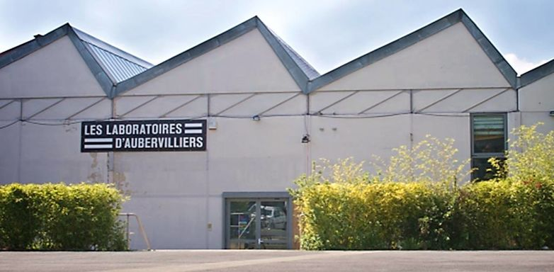 Les laboratoires d'Aubervilliers 93
