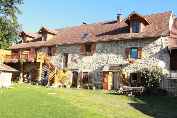 Maison Meublé M. LUTTENBACHER Location Chaillol