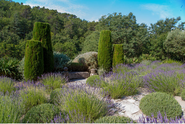 Jardin de la Louve