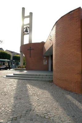 Eglise st Liphard Villetaneuse
