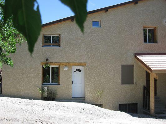 Entrée Meublé Allosia location St Julien