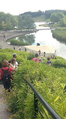 Cité-rando de Stains à Dugny en passant par le Parc Georges Valbon lors du Printemps 2017