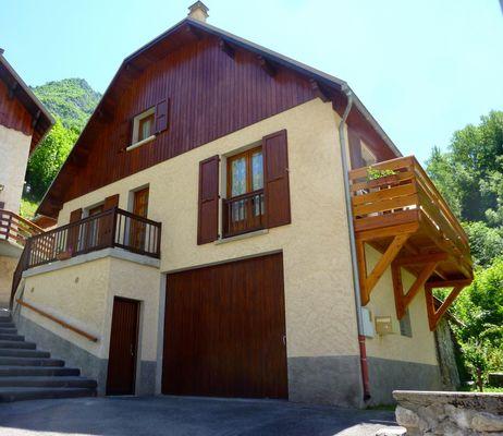 Location Meublé Résidence Les Oulles. la Chapelle en Valgaudemar