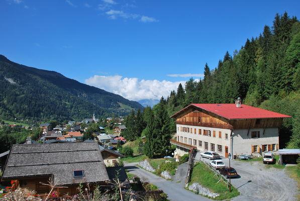 Centre de vacances vacances et montagne les contamines - Office du tourisme les contamines montjoie 74 ...