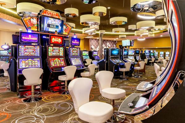 Salle de jeux Casino