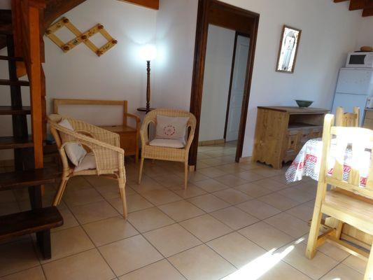 Salon meublé Mme MARTIN Françoise Location Chabottes