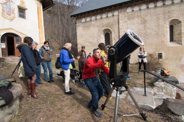 Astro-Rando - Télescope