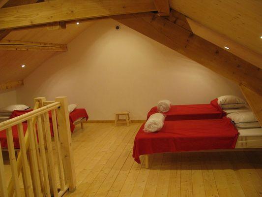 Location meublé Mme PAQUET C St Jacques en Valgaudemar