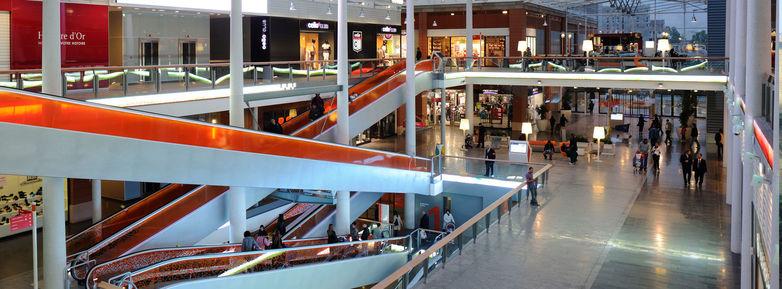 Centre Commercial le Millénaire Aubervilliers