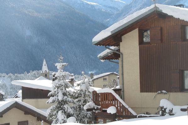 Aussois village -Saint-Sébastien