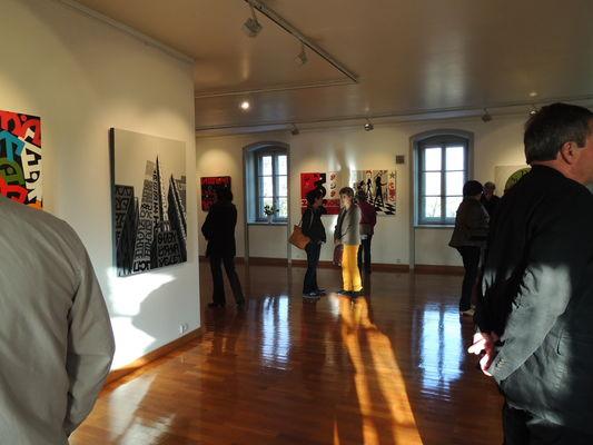 Exposition M. Blanc