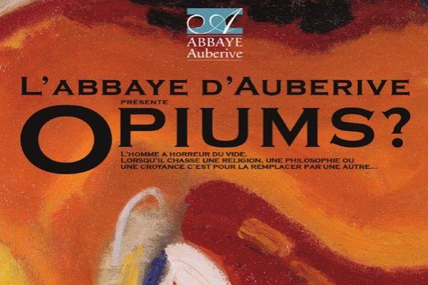 abbaye auberive exposition art contemporain opium.