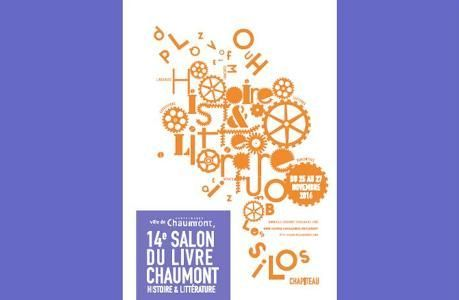 salon du livre chaumont 2016.