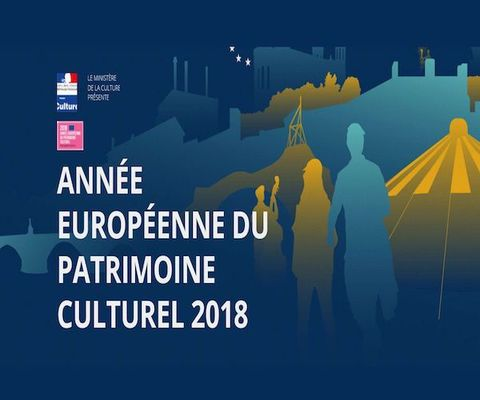 2018 annee europeenne du patrimoine culturel.