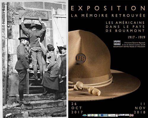 champagne 52 bourmont exposition grande guerre la memoire retrouvee.