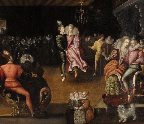langres renaissance bal a la cour anonyme du 16e 872.